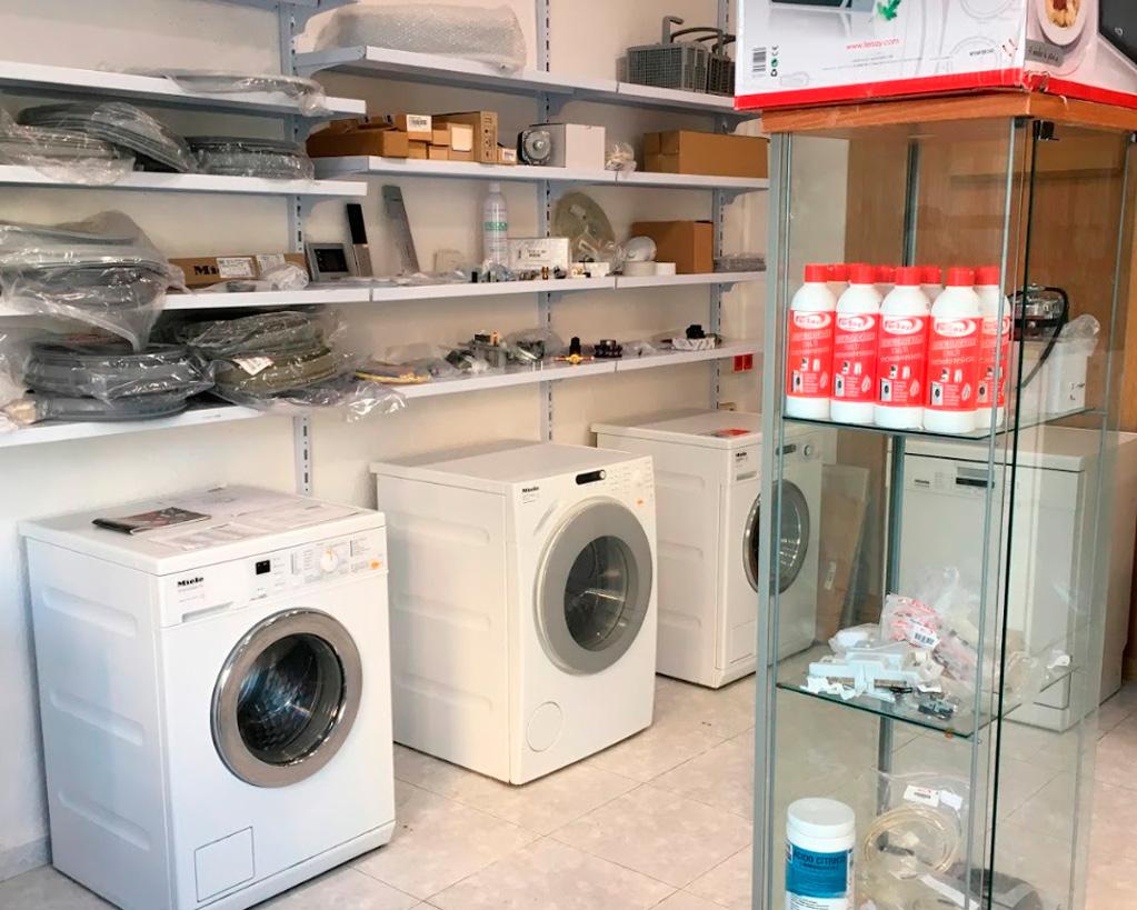 Reparación de electrodomésticos en Sitges